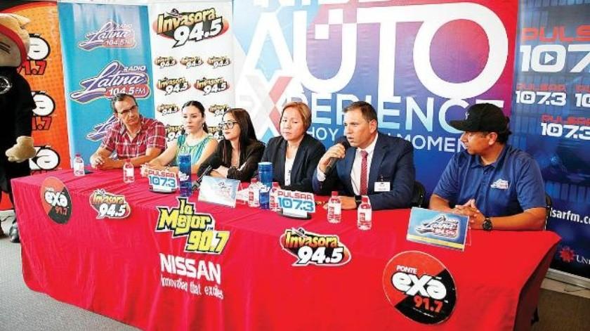 Invitan al Nissan Auto eXperience el 28 y 29 de julio