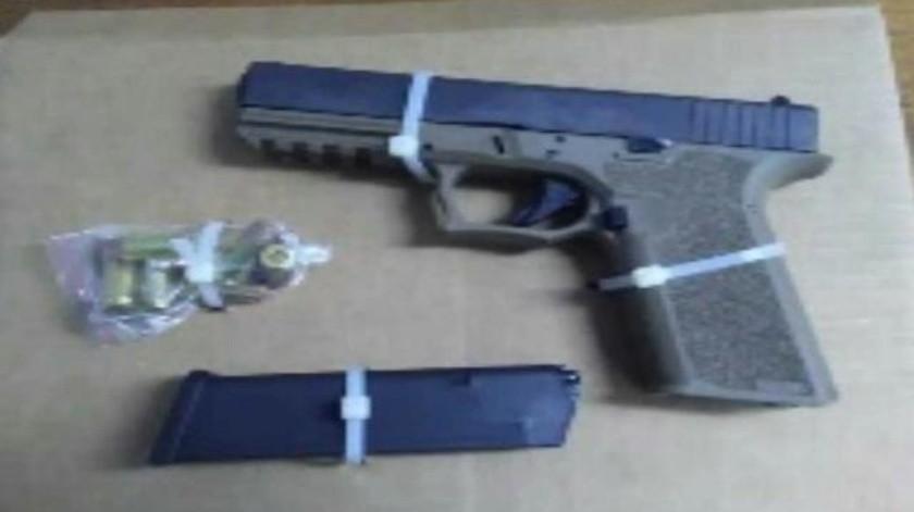 Asegura PEP a homicida y a hombre armado