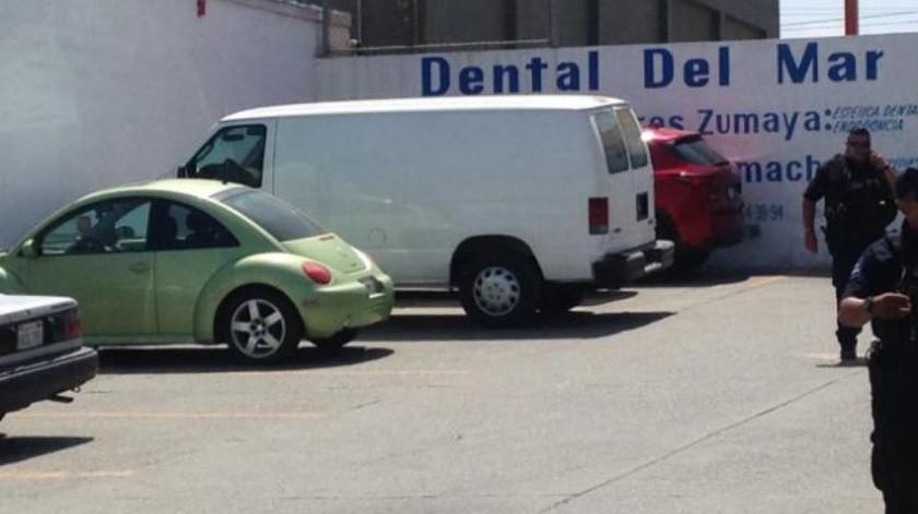 Localizan camioneta presuntamente implicada en 'levantón' en Tijuana