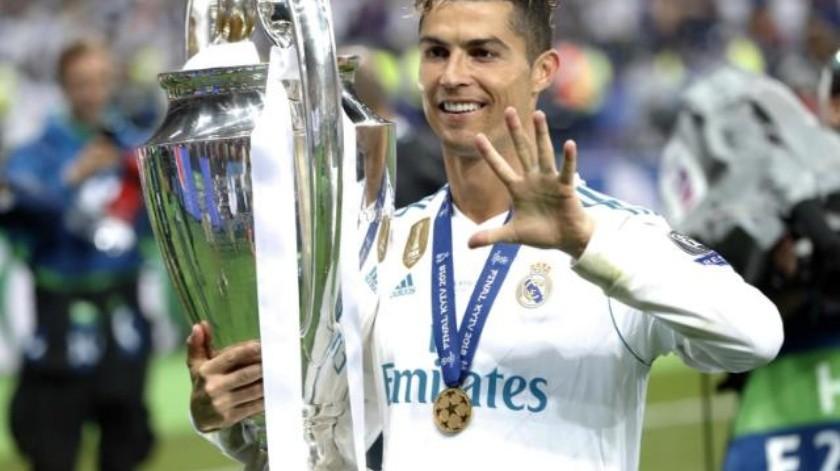 Cristiano se va a la Juventus