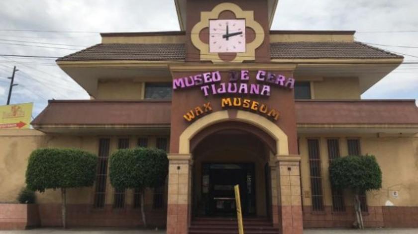 Listo, Museo de Cera para celebrar a Tijuana