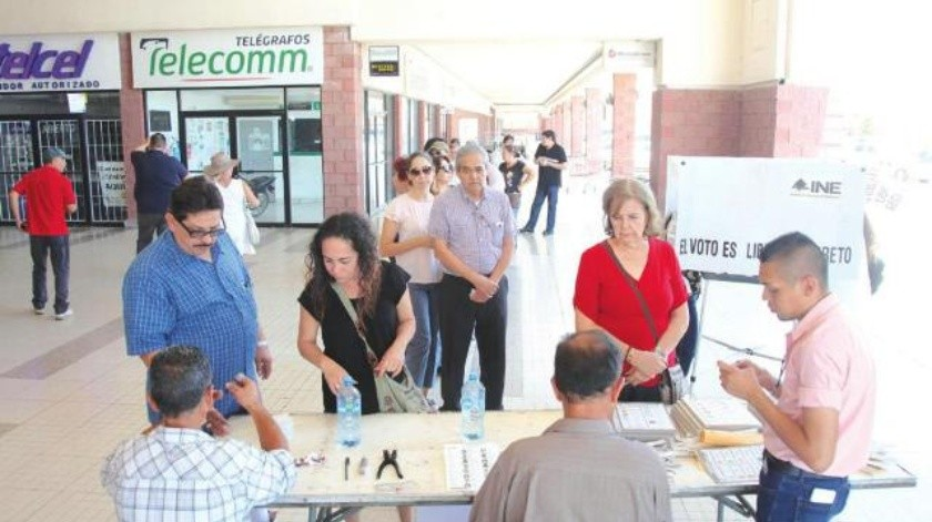 Así finalizaron los conteos distritales en Baja California