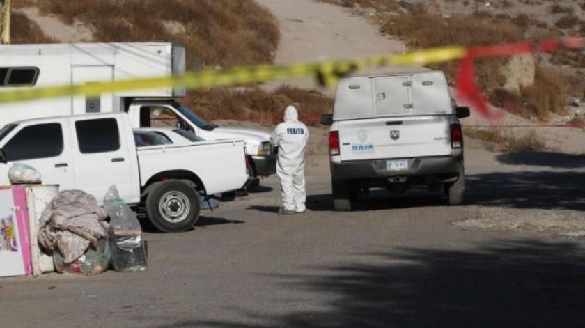 Reportan en TIJ dos homicidios este domingo