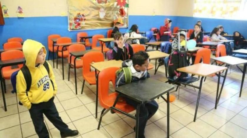 Maestros y niños pueden ensayar los protocolos de seguridad