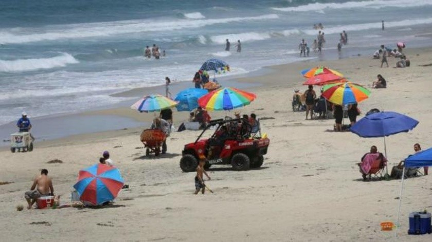Hombre muere ahogado en Playas de Tijuana