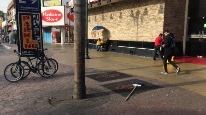 Avenida Revolución repunta menos de lo esperado el 4 de julio: Palombo