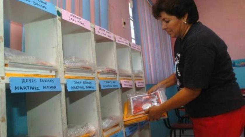 El 2 de julio arrancará la entrega de libros de texto gratuitos en BC