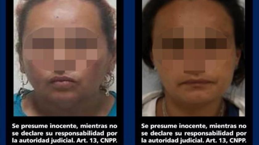 Caen 2 mujeres por dedicarse a la venta de droga