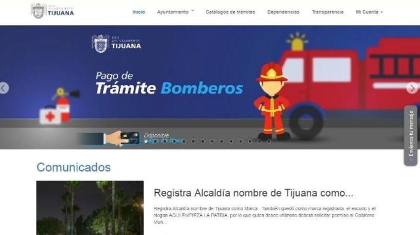 Auditan portal de Internet del Ayuntamiento de Tijuana y SSPE