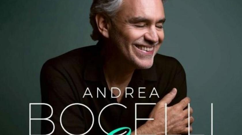Andrea Bocelli anuncia lanzamiento de su primer álbum inédito en 14 Años 'SÍ'