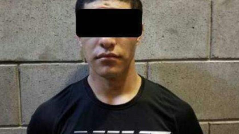 Hombre detenido presuntamente responsable de robo a un domicilio