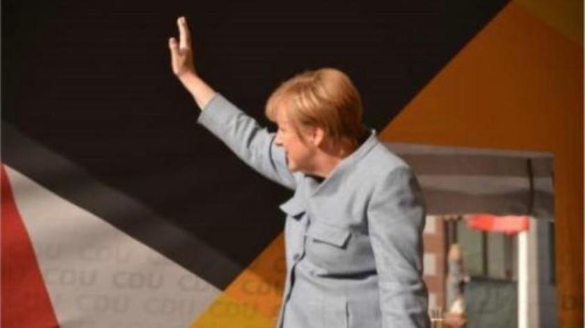 """Merkel quiere crear una """"posición común"""""""