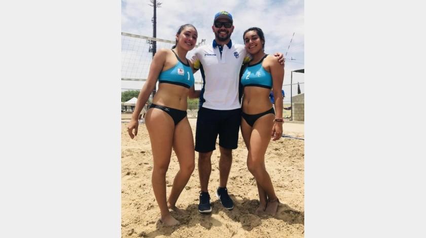 Bronce para BC en Sub 21 de Voleibol de Playa