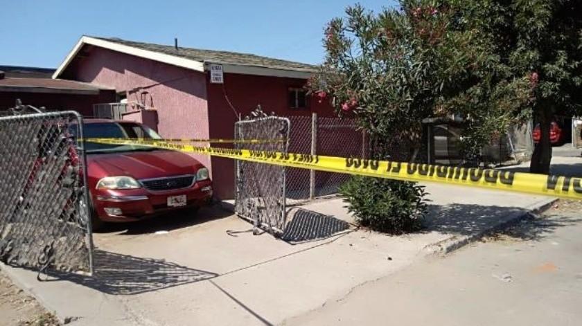 Tres muertos deja ataque dentro de casa cerca de garita