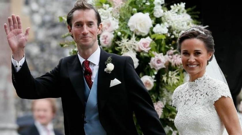 Pippa Middleton anuncia que está embarazada