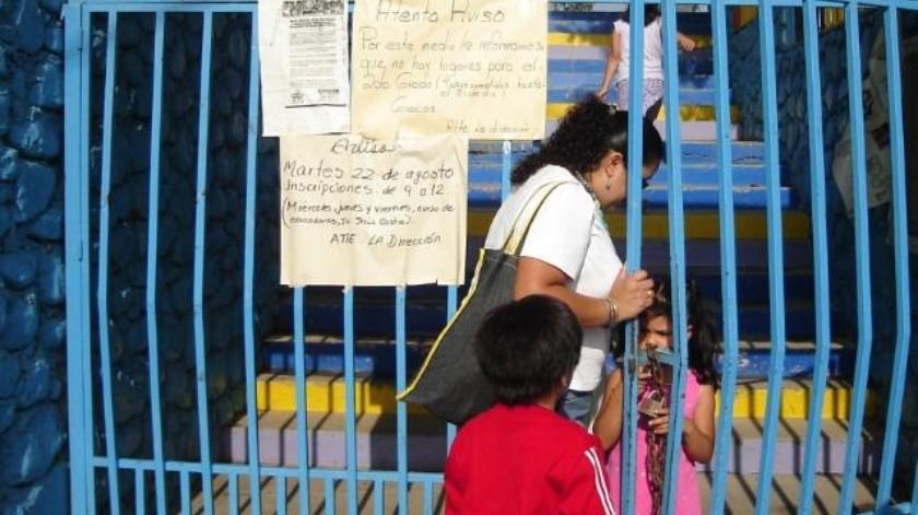 'Necesarias las cuotas escolares'