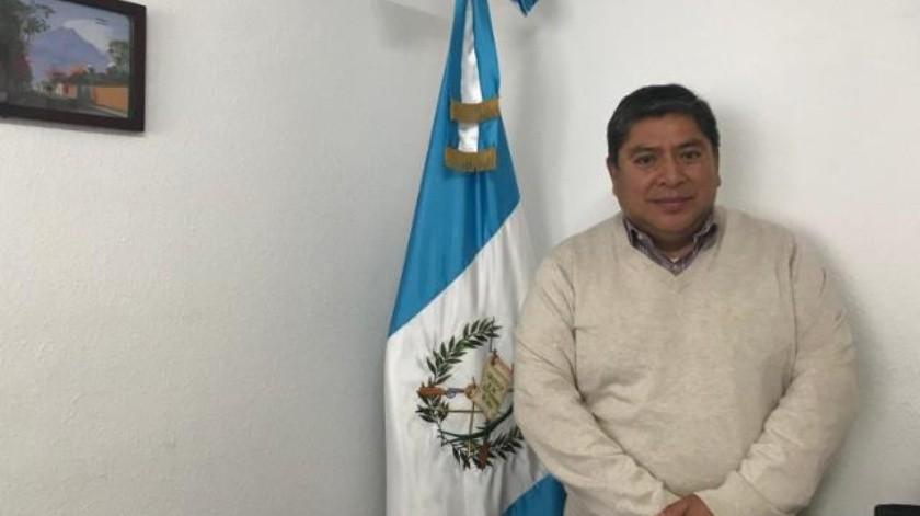Ayuda a Guatemala solo por cuenta de banco: Cónsul