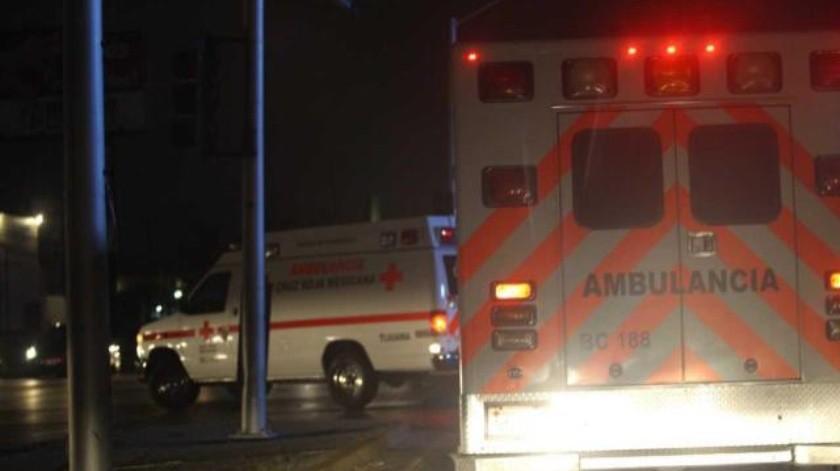 Hombre herido por proyectil de arma de fuego en Dorado Residencial