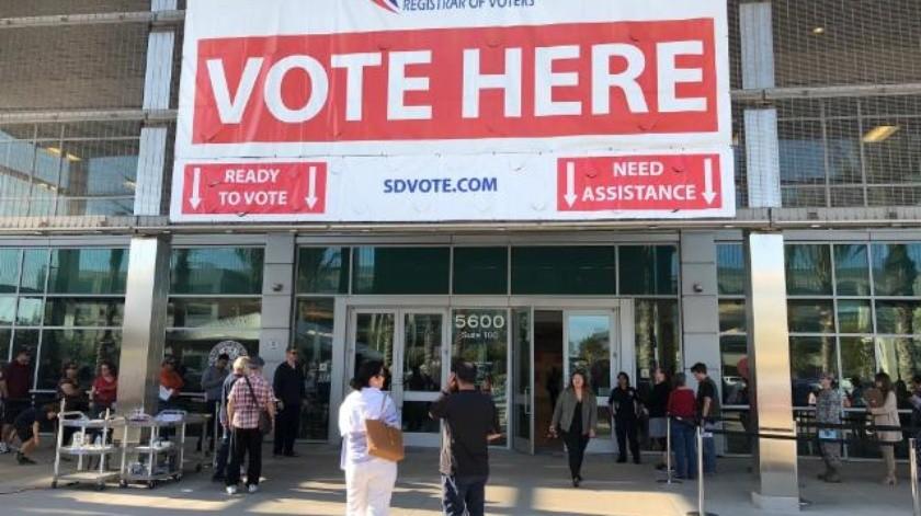 Registran gran afluencia en Registro Electoral de SD