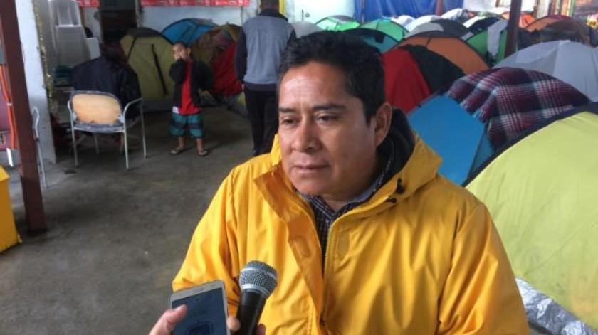 Mexicanos siguen en espera de asilo humanitario en EU