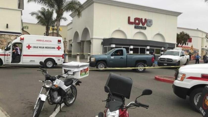Ataque armado deja 3 lesionados en Rosarito