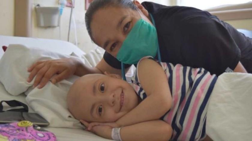 Video: Paty canta para ganar lucha contra cáncer infantil