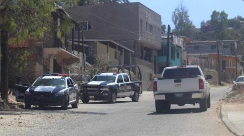 Reportan un muerto y dos lesionados en ataques armados en distintos puntos de TJ
