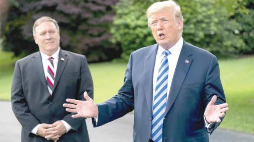 Trump impugnará  citación por caso ruso