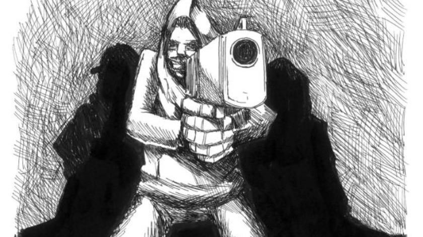 #Sentenciados Iban en busca del botín de la caja fuerte