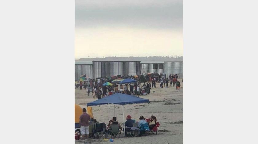 Se ahogó hombre en Playas de Tijuana