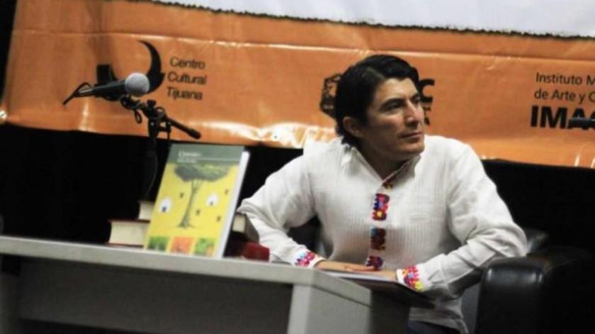 'Ceibario cruzó de sur a norte para ganar el Premio Nacional de Poesía Tijuana': Balam Rodrigo