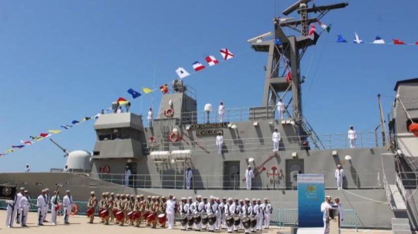 Conmemoran día de la Marina