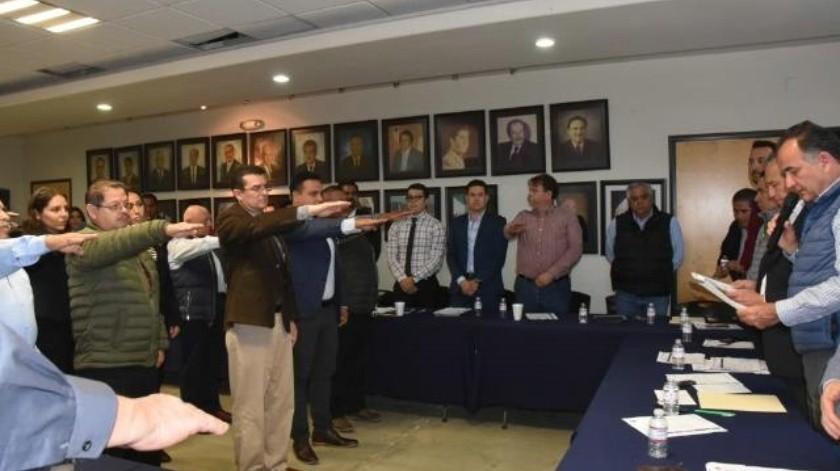Reelige Consejo a Javier Sandoval como director del IMIP