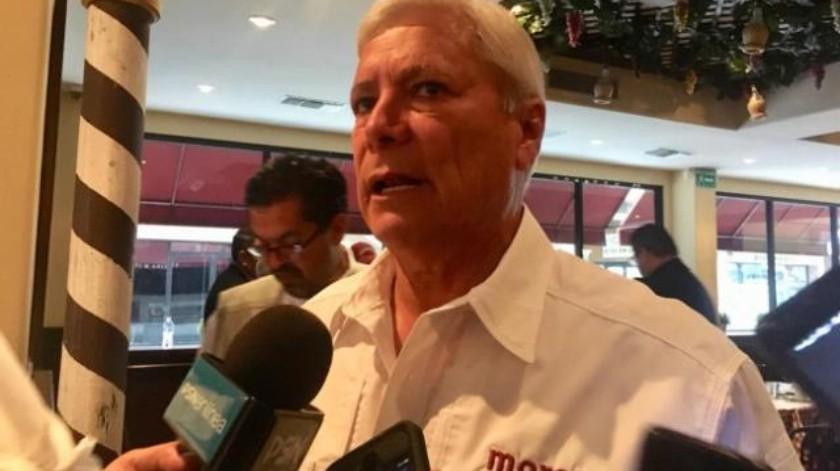Asegura Bonilla no ir a foros porque prefiere enfocarse en su campaña