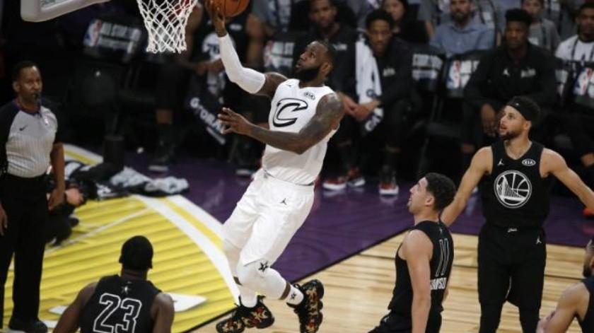 Inicia disputa por título NBA