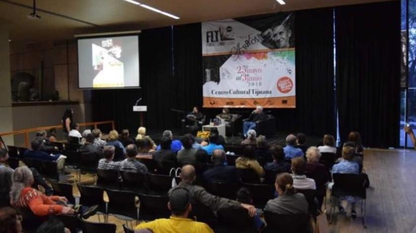 Arte y gastronomía nutrieron el domingo de la XXXVI FLT en el Cecut