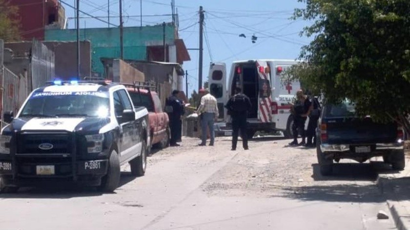 Lesionan a tiros a hombre en la Sánchez Taboada