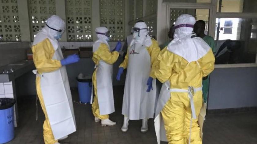 Suman en el Congo 12 decesos debido a contagio de ébola