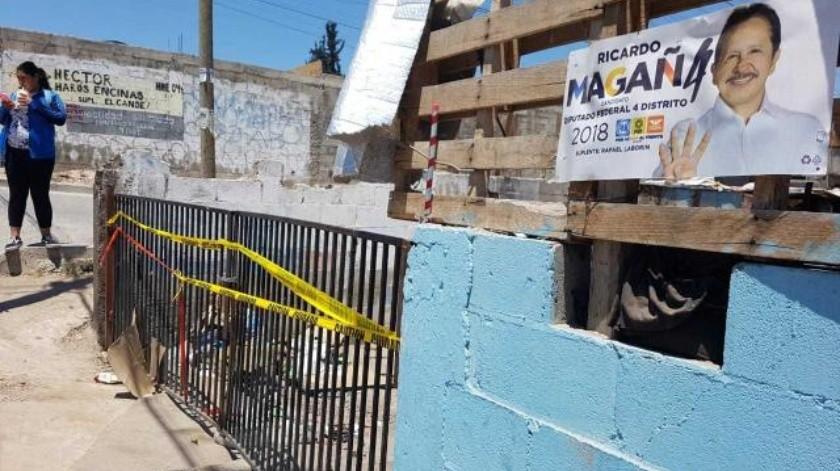 Homicidio múltiple en Mariano Matamoros Norte