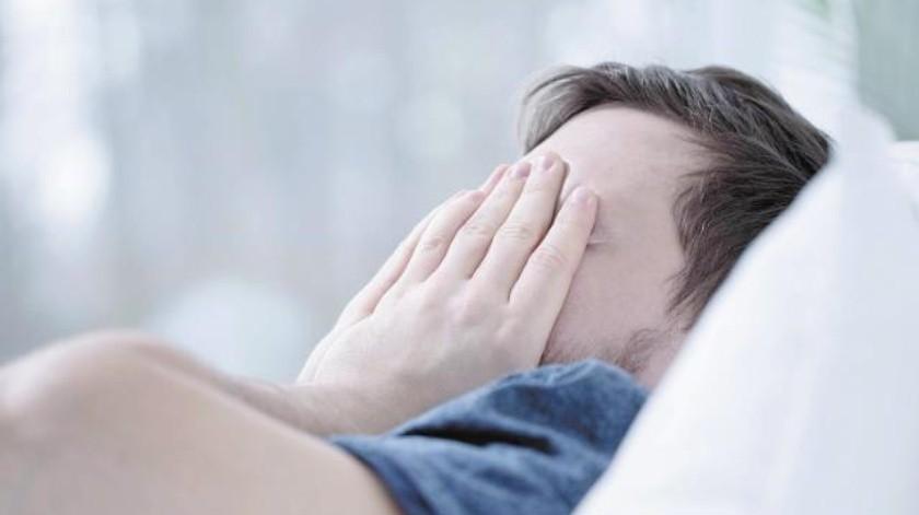 'No quiero dormir, se me sube el muerto'