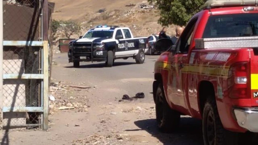 Lesionan a hombre a tiros en edificios de Los Potros
