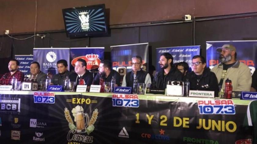 Expo Cerveza Artesanal se llevará a cabo 1 y 2 de junio