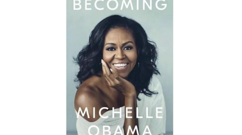 Michelle Obama devela la portada de su libro de memorias