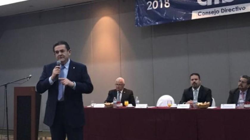 Titular de SSPE habla sobre clima de violencia en Tijuana ante AIMO