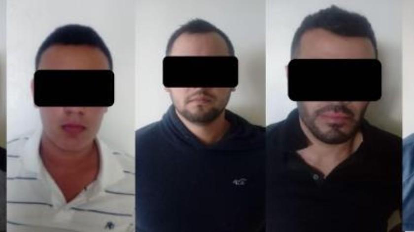 Liberan a persona secuestrada, hay 5 detenidos  y se les incauta patrullas clonadas