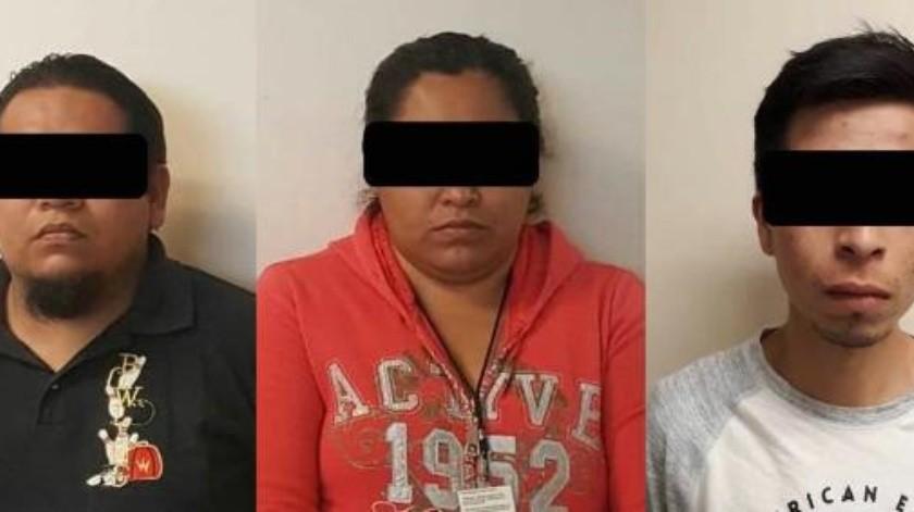 Aseguran a 3 presuntos responsables de delito sexual