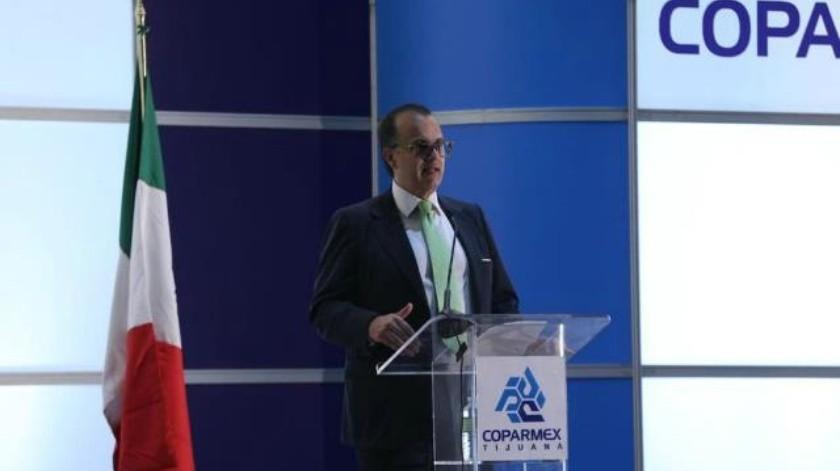 Analiza economista reformas estructurales para México en desayuno de Coparmex