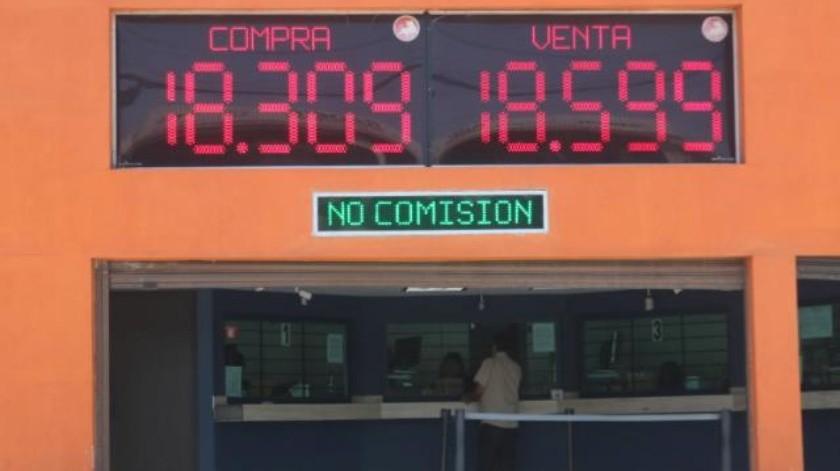 Se mantendrá dólar rozando los 19 pesos