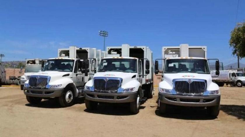 Ayuntamiento recibirá 25 camiones recolectores