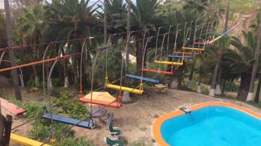 Muere menor en parque de diversiones ubicado al Sur de Rosarito